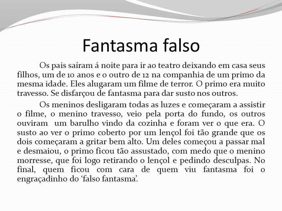 Fantasma falso