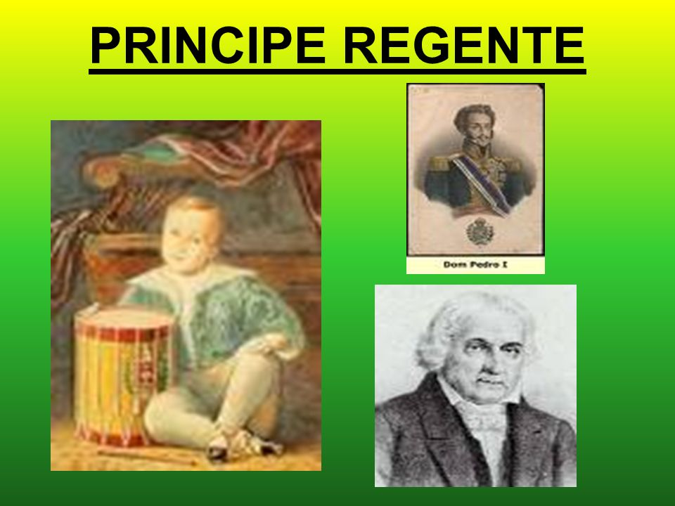 PRINCIPE REGENTE