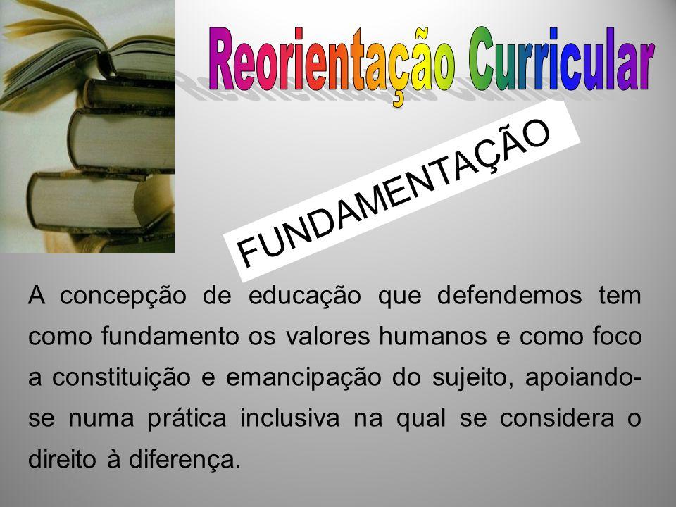 Reorientação Curricular
