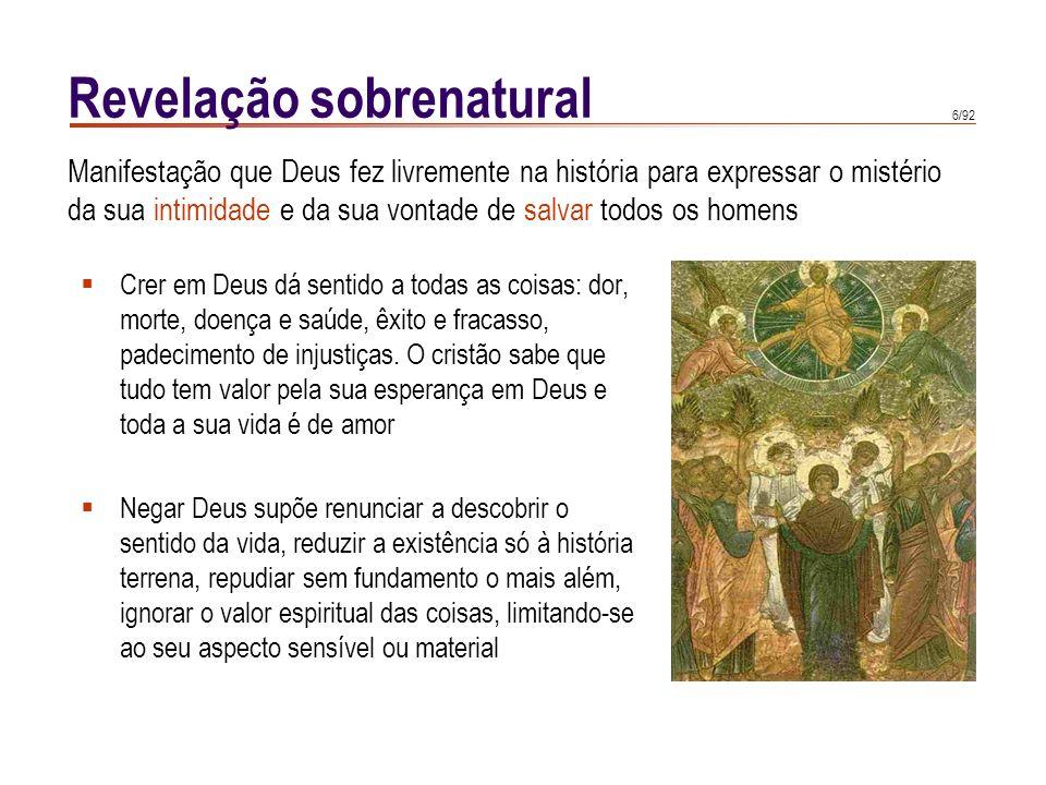 Revelação sobrenatural