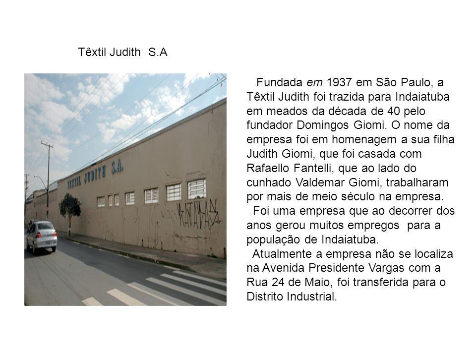 Têxtil Judith S.A