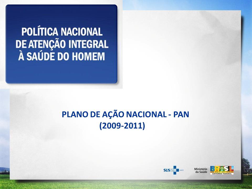 PLANO DE AÇÃO NACIONAL - PAN