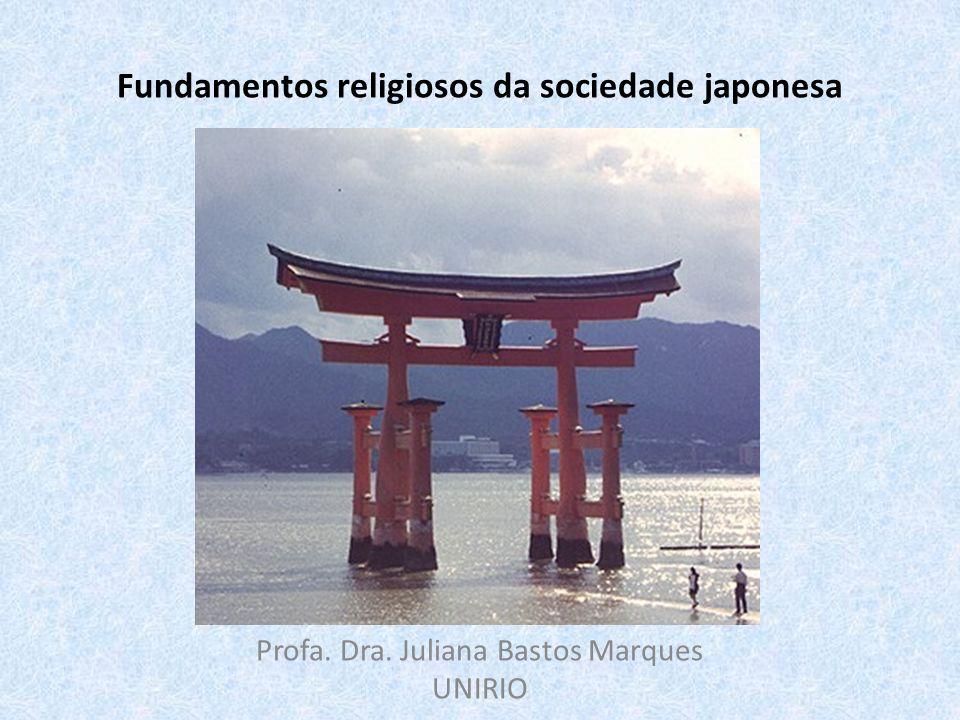 Fundamentos religiosos da sociedade japonesa