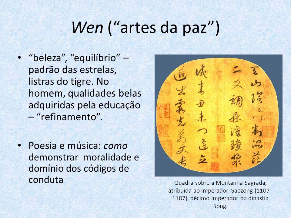 Wen ( artes da paz )