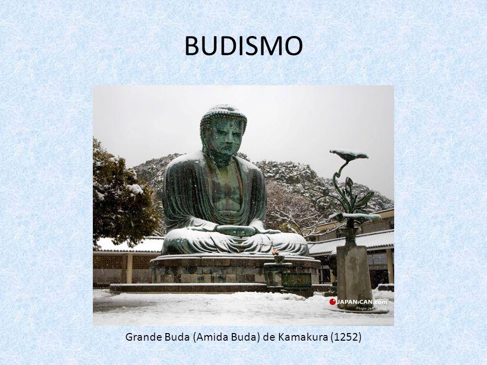 Grande Buda (Amida Buda) de Kamakura (1252)