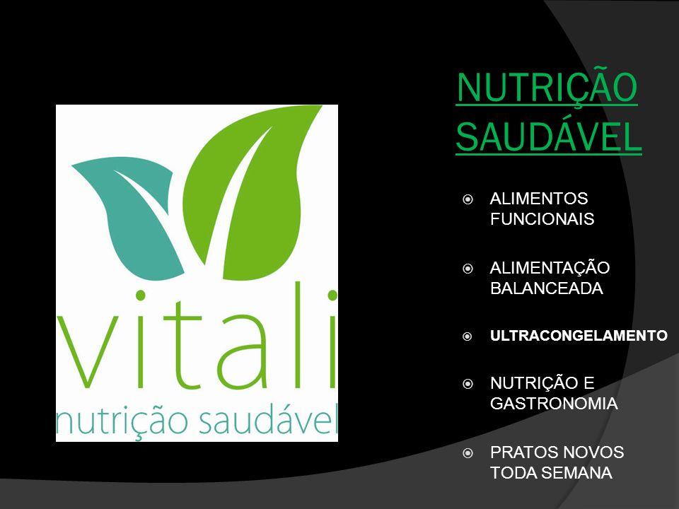 NUTRIÇÃO SAUDÁVEL ALIMENTOS FUNCIONAIS ALIMENTAÇÃO BALANCEADA