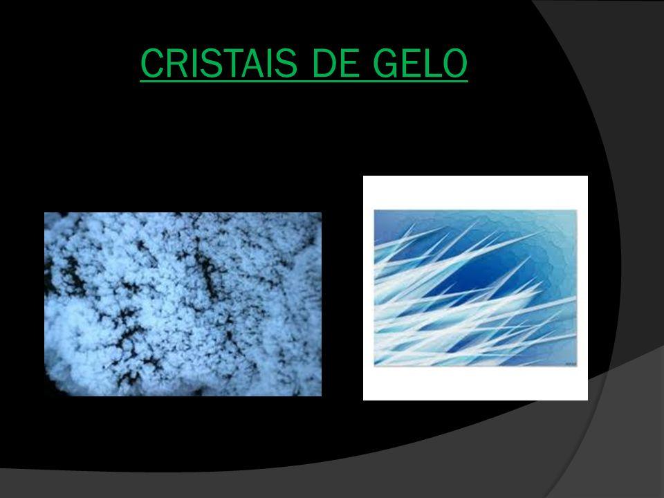 CRISTAIS DE GELO