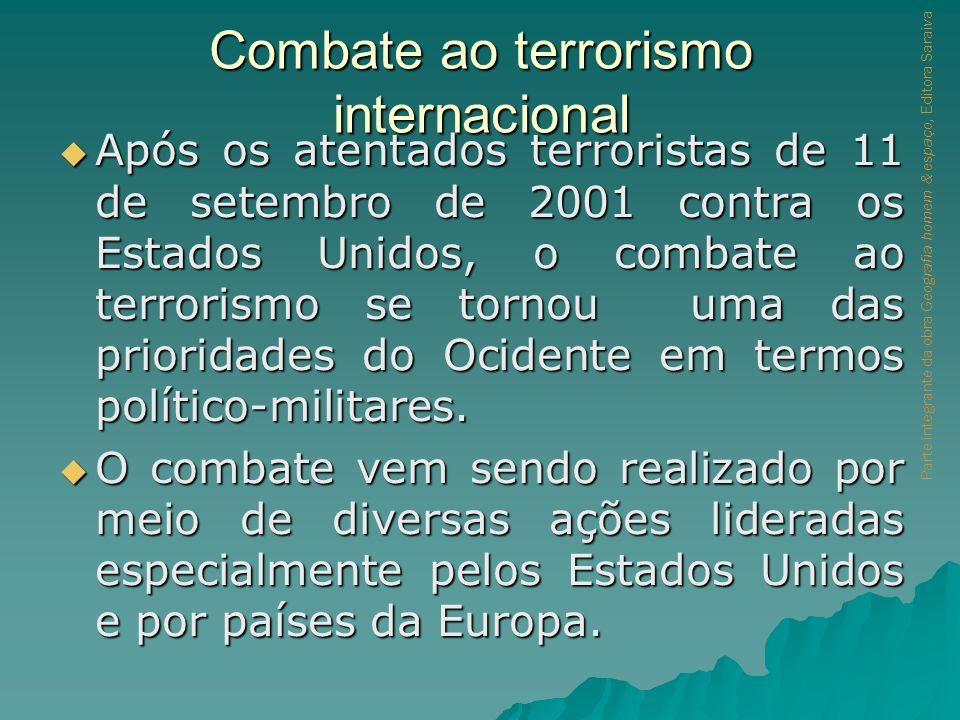 Combate ao terrorismo internacional