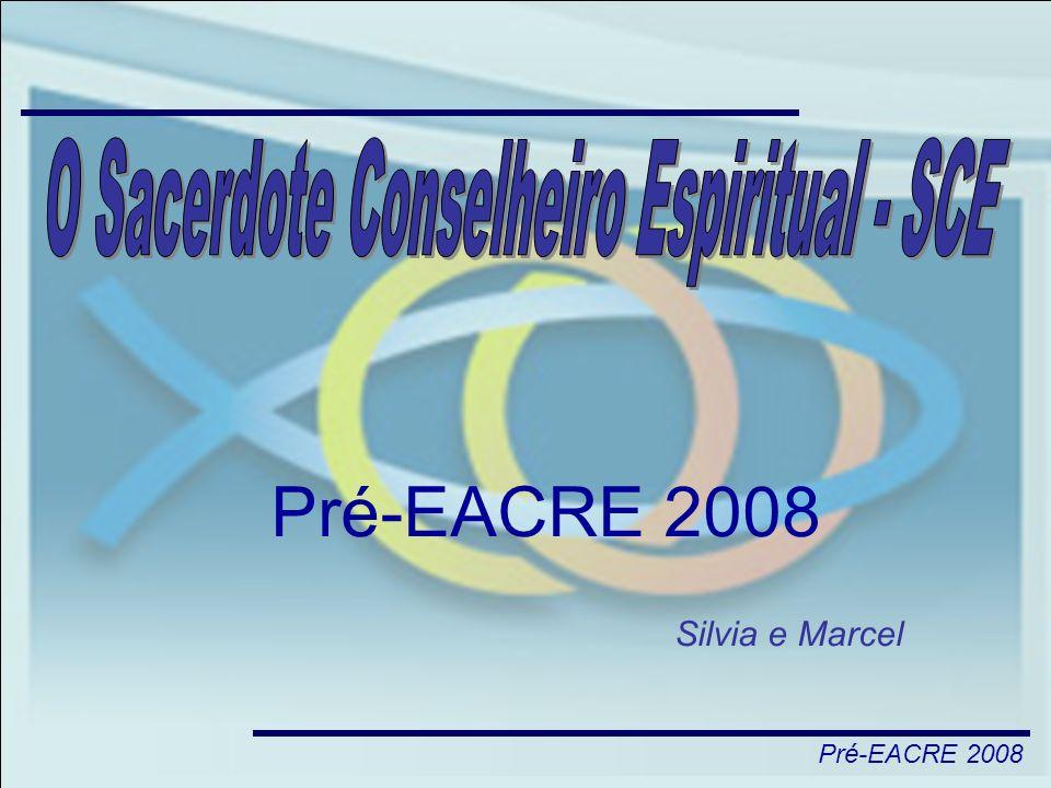 Pré-EACRE 2008 Silvia e Marcel