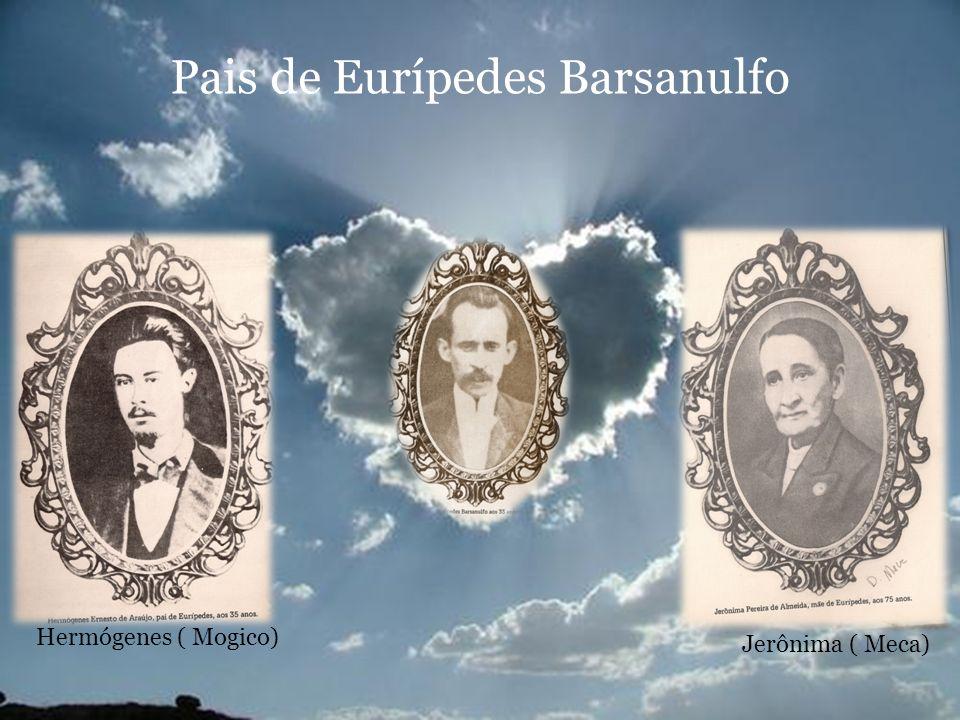 Pais de Eurípedes Barsanulfo