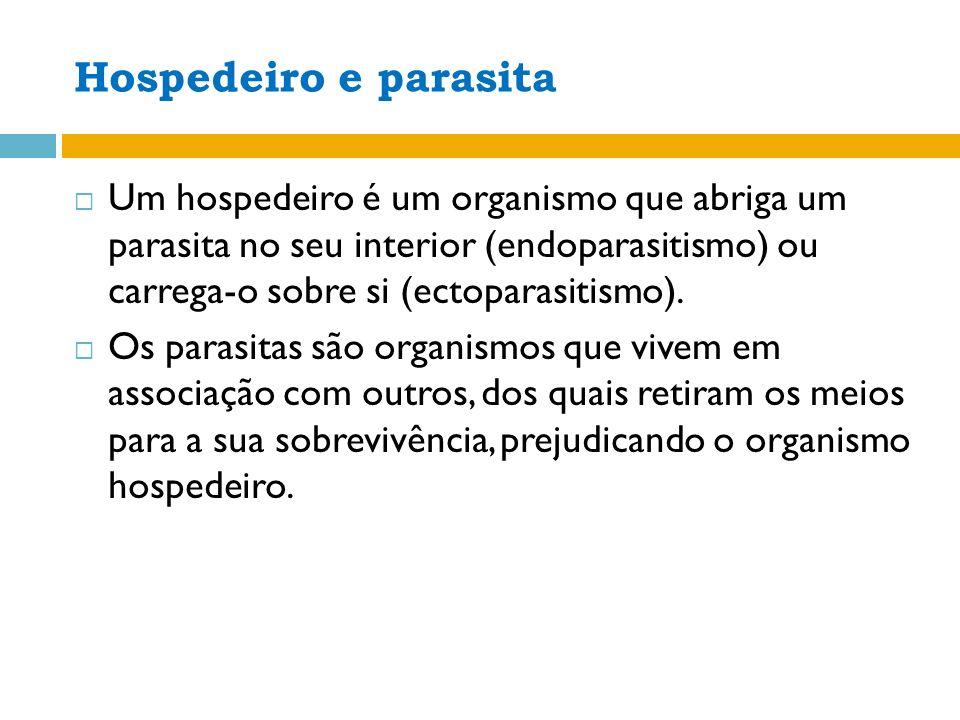 Hospedeiro e parasita
