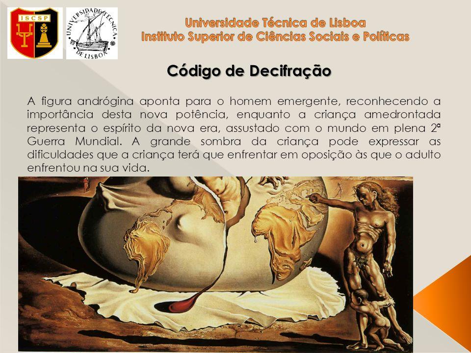 Universidade Técnica de Lisboa Instituto Superior de Ciências Sociais e Políticas