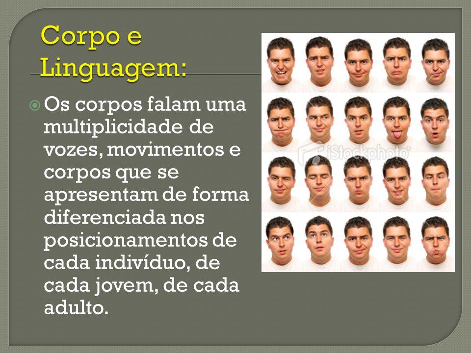 Corpo e Linguagem:
