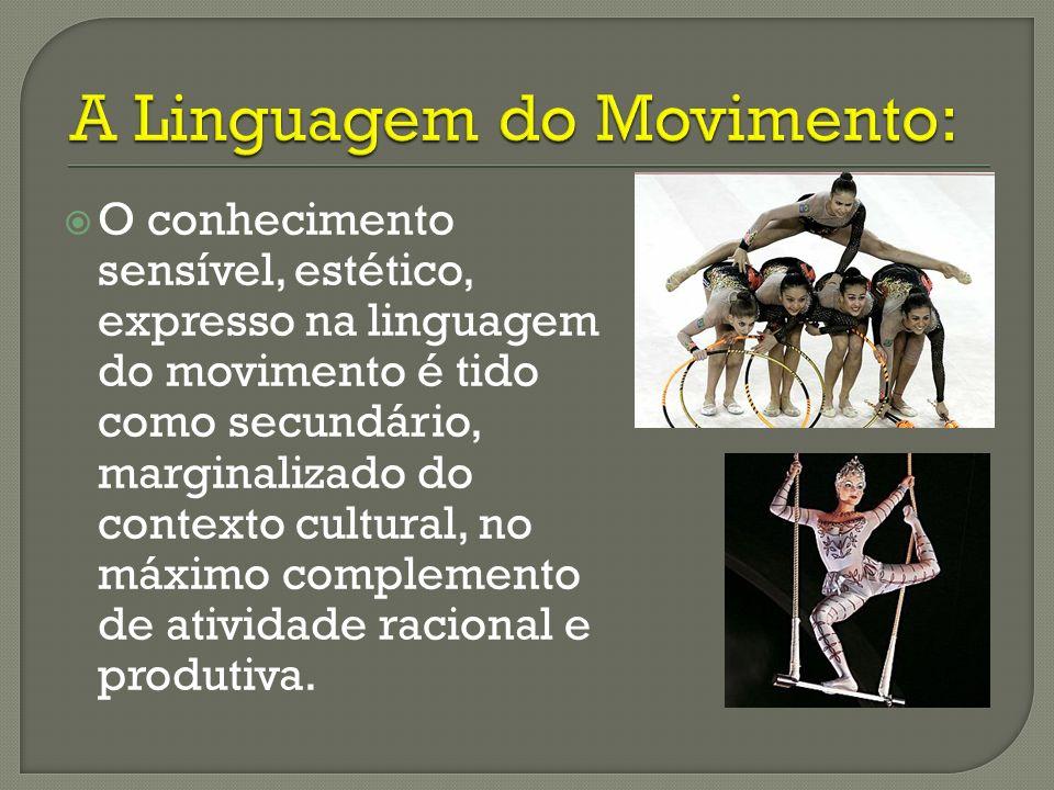 A Linguagem do Movimento: