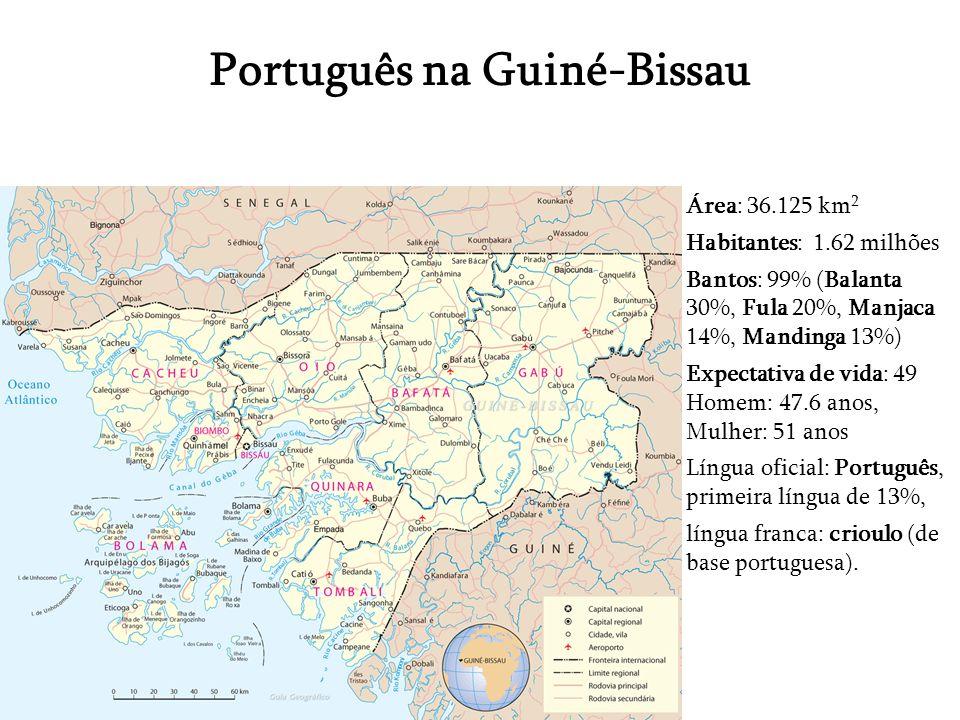 Português na Guiné-Bissau