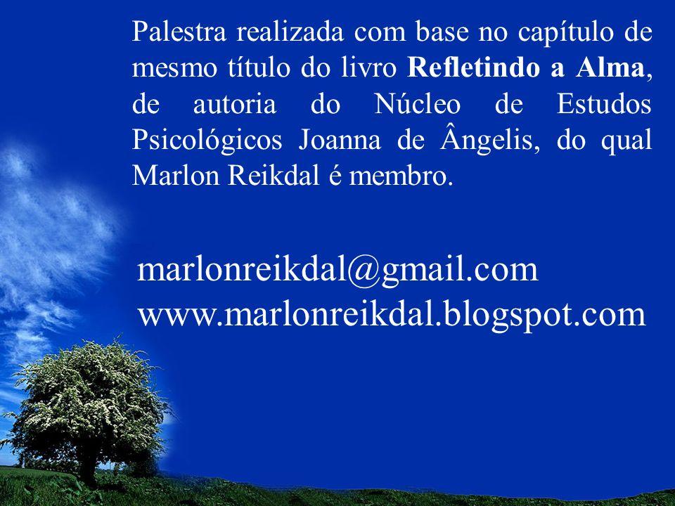 marlonreikdal@gmail.com www.marlonreikdal.blogspot.com