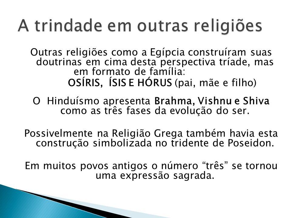 A trindade em outras religiões