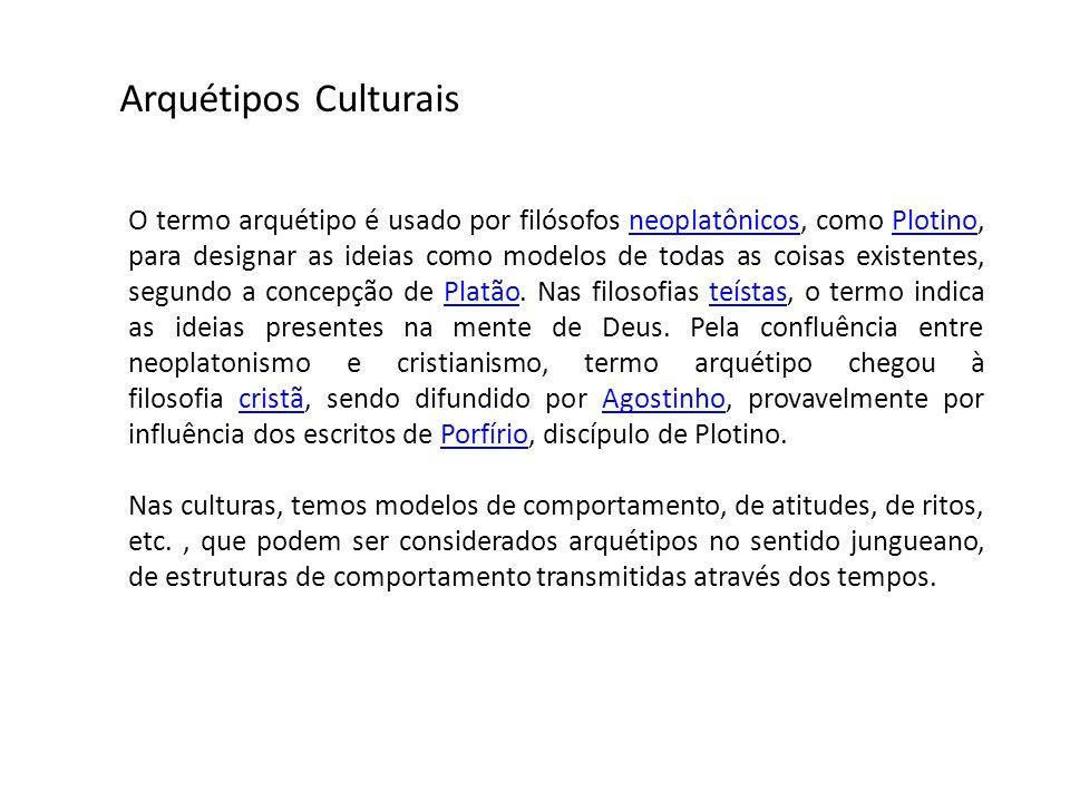 Arquétipos Culturais