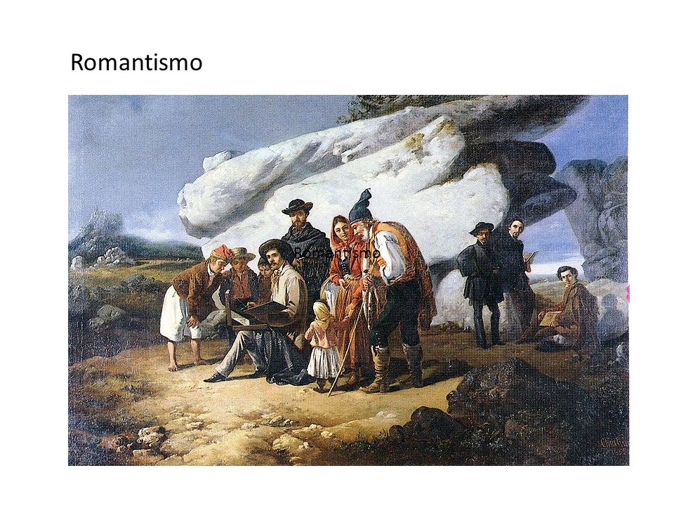 Romantismo Romantismo Romamtismo