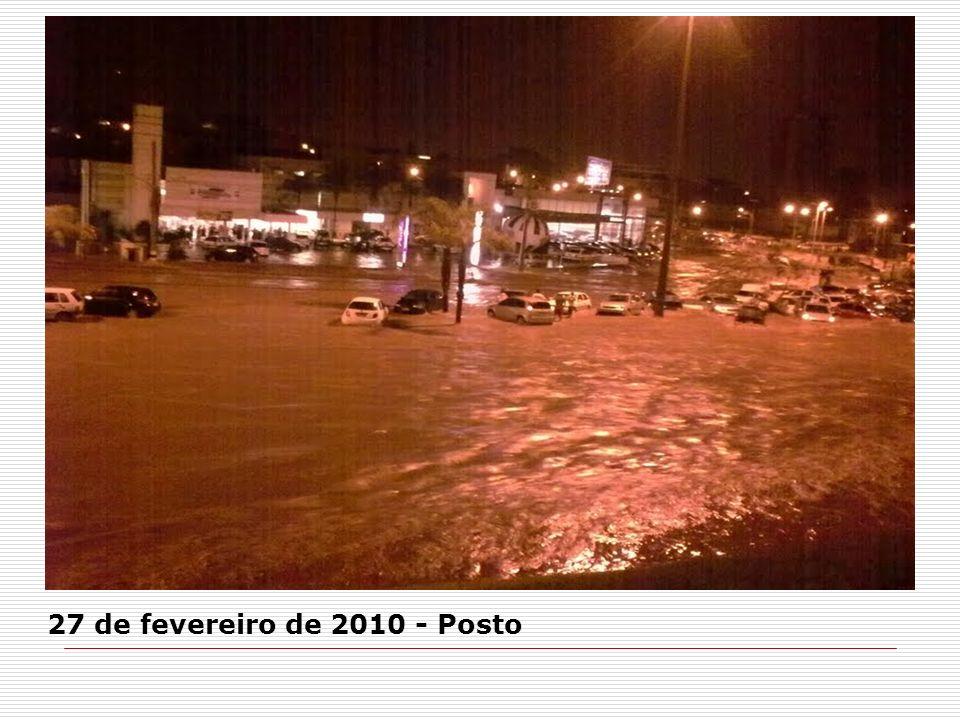 27 de fevereiro de 2010 - Posto