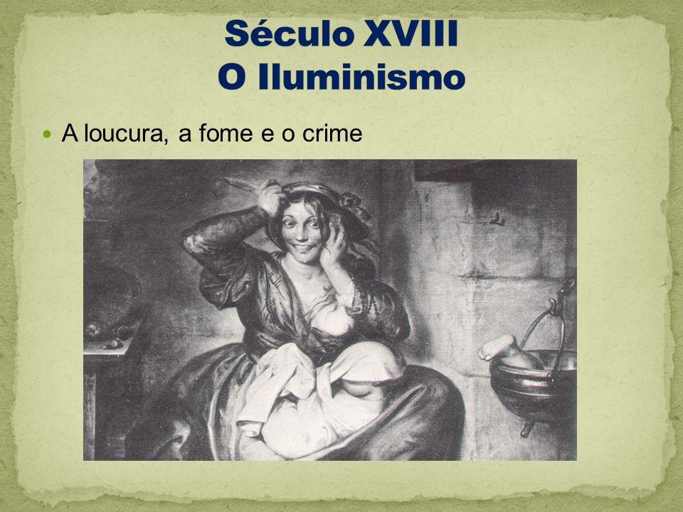 Século XVIII O Iluminismo