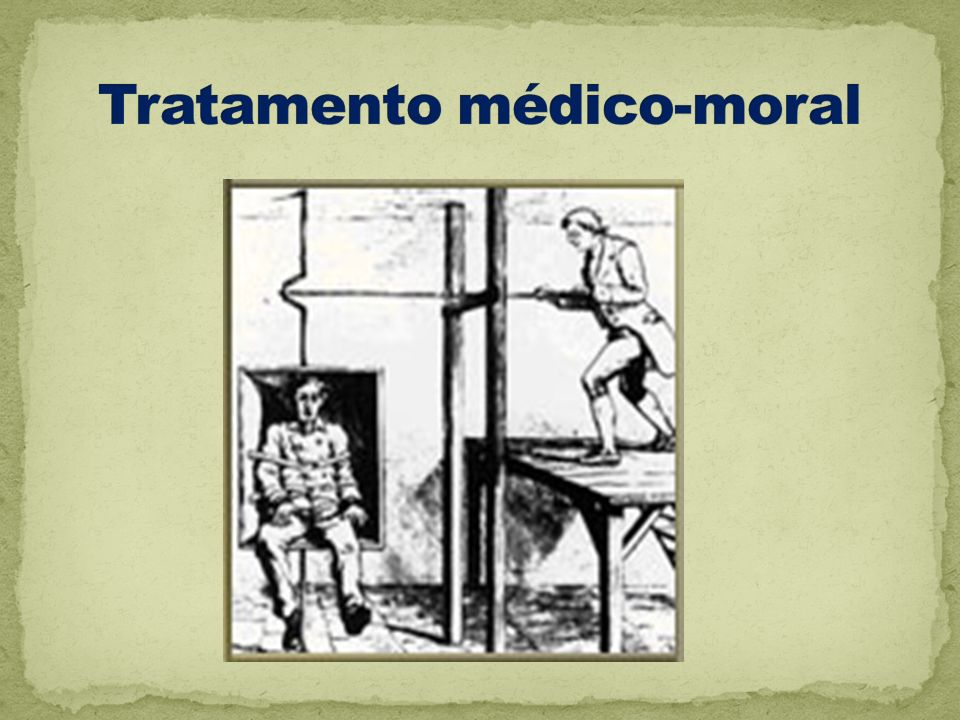 Tratamento médico-moral