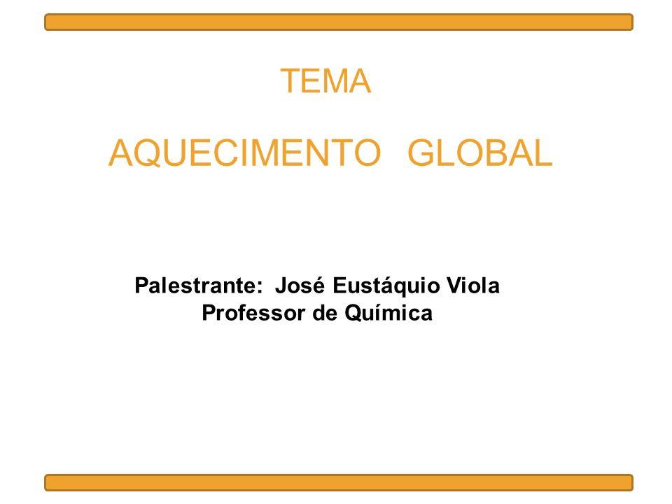 Palestrante: José Eustáquio Viola