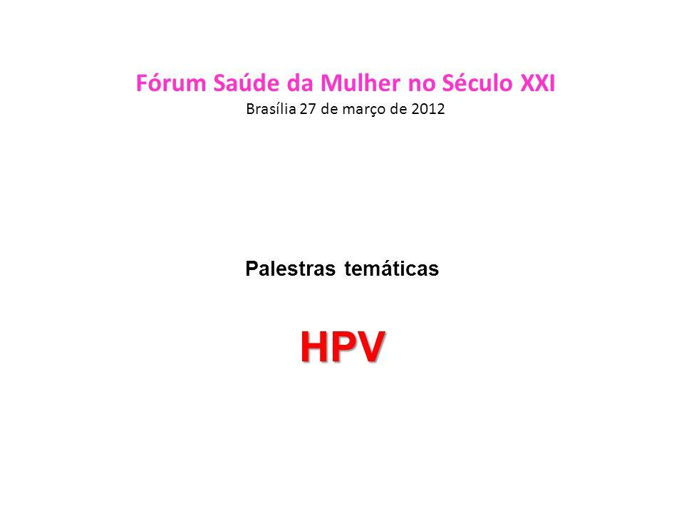 Fórum Saúde da Mulher no Século XXI