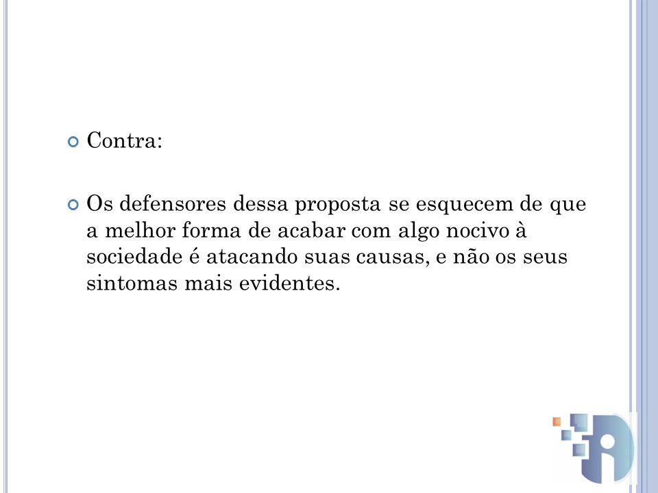 Contra: