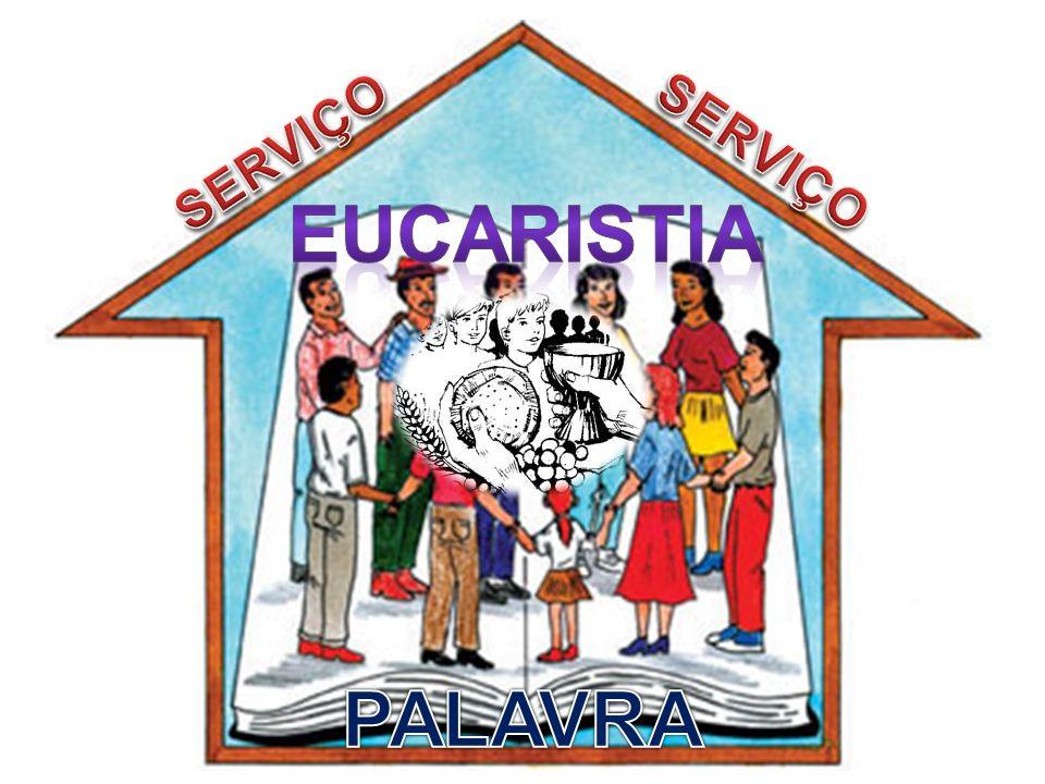 SERVIÇO SERVIÇO Eucaristia PALAVRA