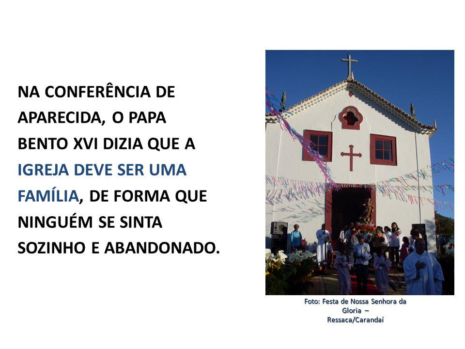 Foto: Festa de Nossa Senhora da Gloria – Ressaca/Carandaí