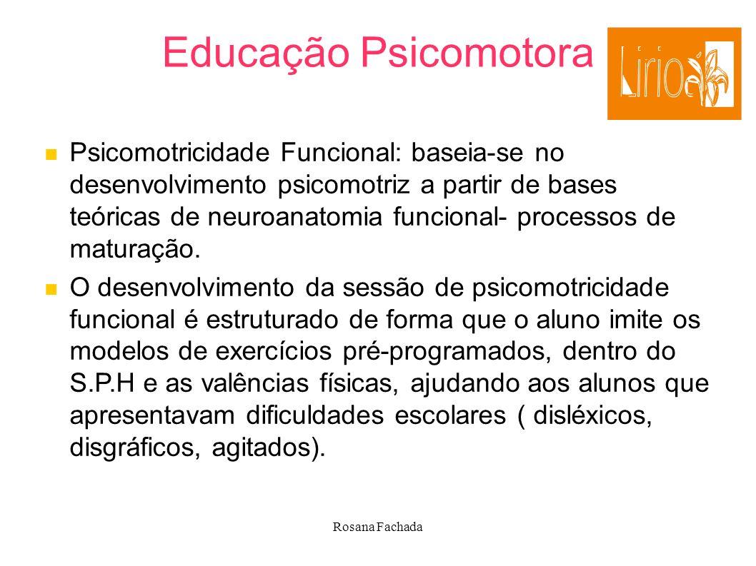 1111 Educação Psicomotora.