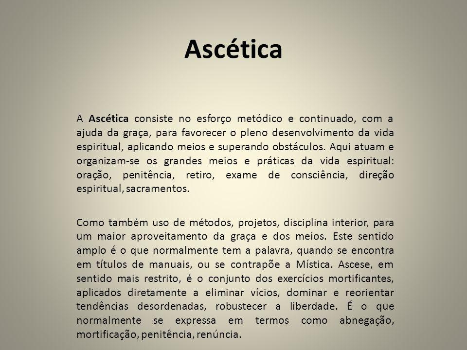 Ascética