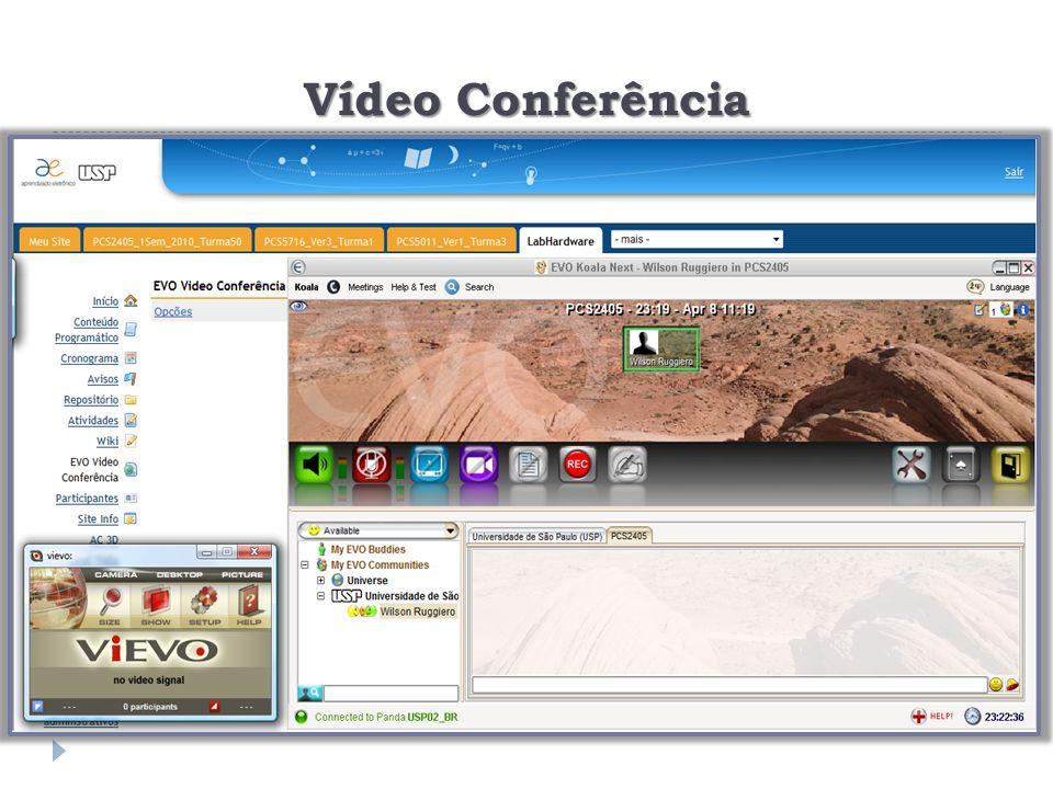 Vídeo Conferência