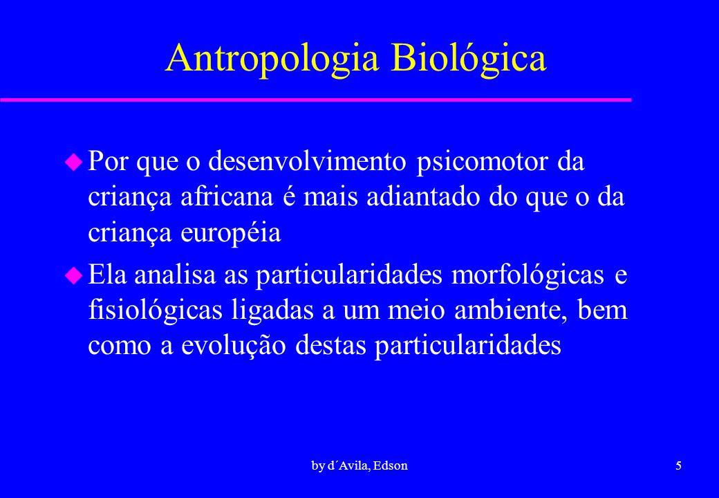 Antropologia Biológica