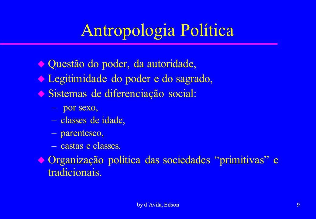 Antropologia Política