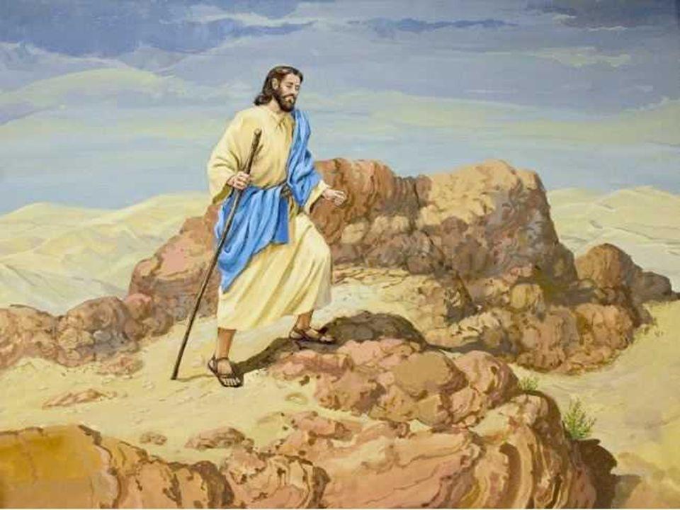fala das tentações de Jesus.