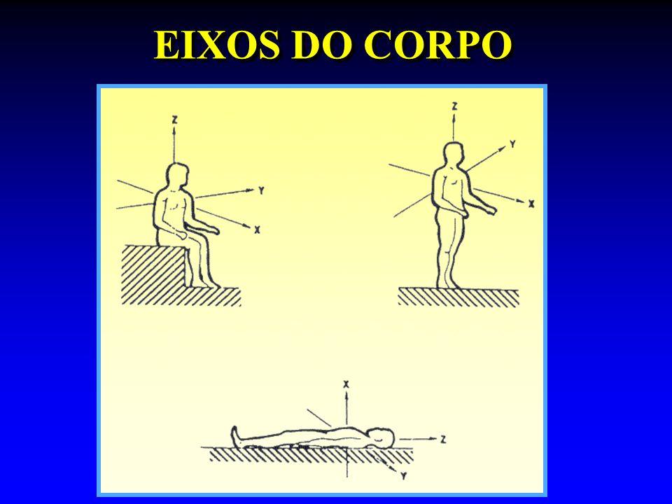 EIXOS DO CORPO