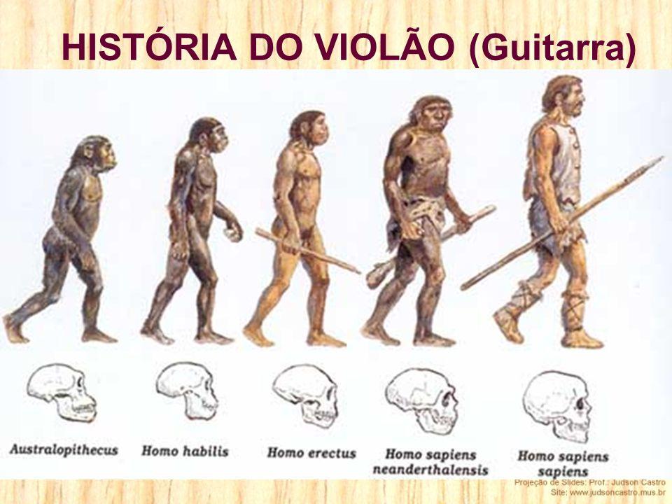 HISTÓRIA DO VIOLÃO (Guitarra)