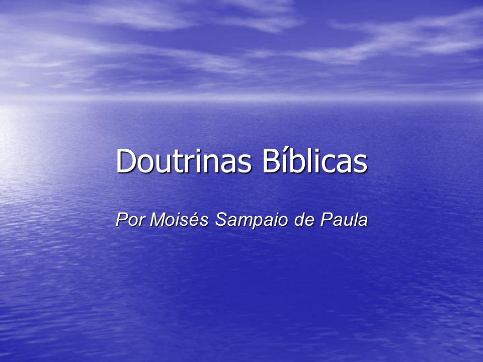 Por Moisés Sampaio de Paula