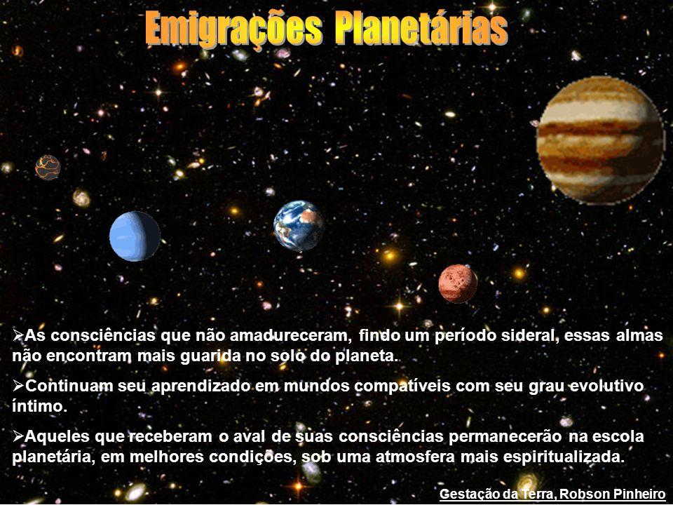 Emigrações Planetárias