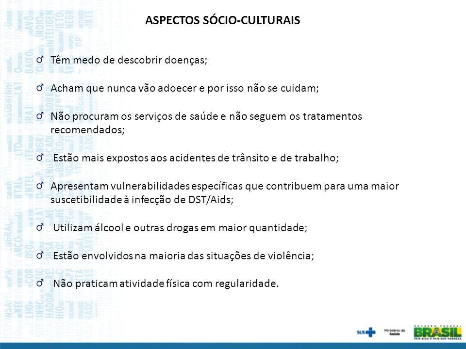ASPECTOS SÓCIO-CULTURAIS