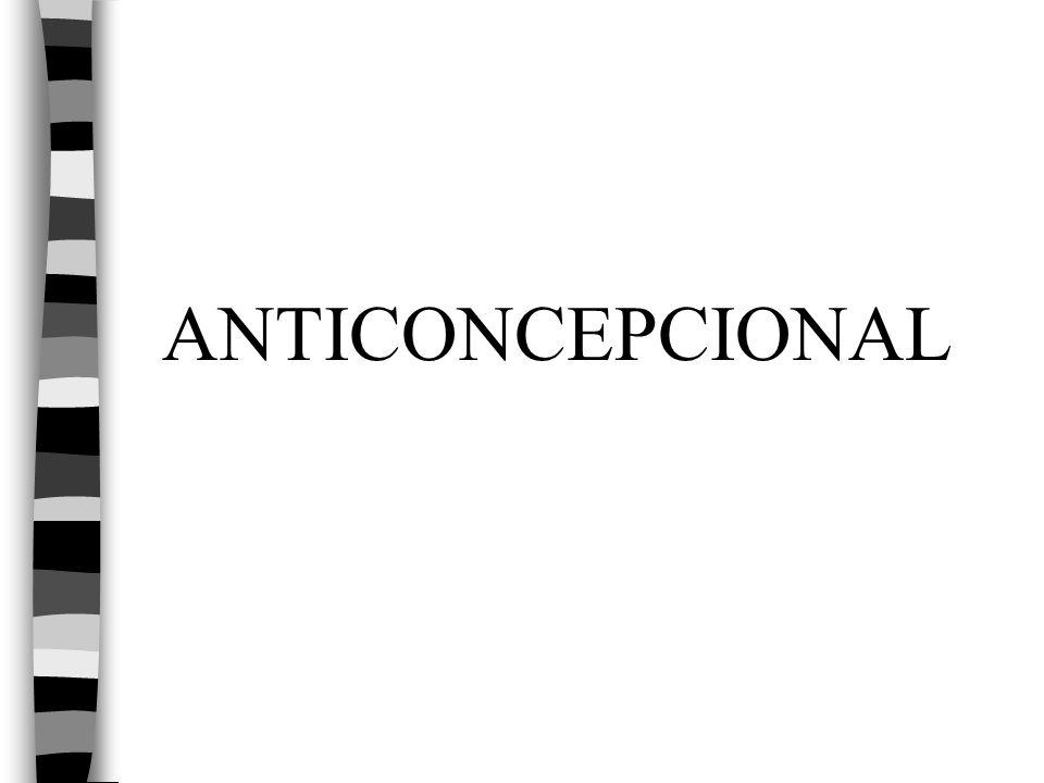 ANTICONCEPCIONAL