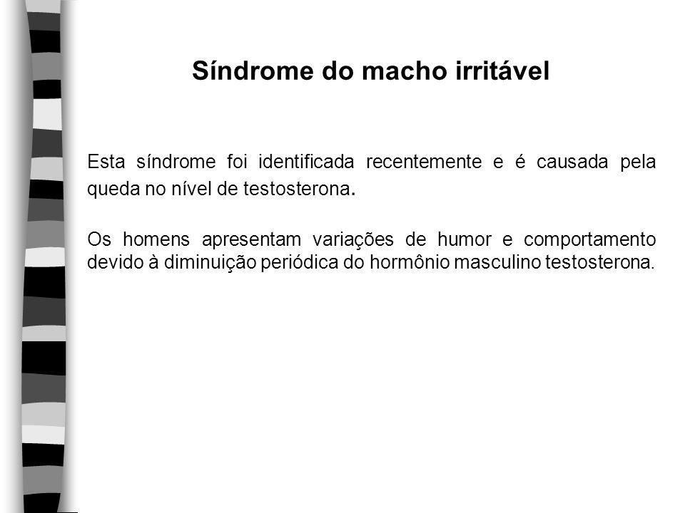 Síndrome do macho irritável