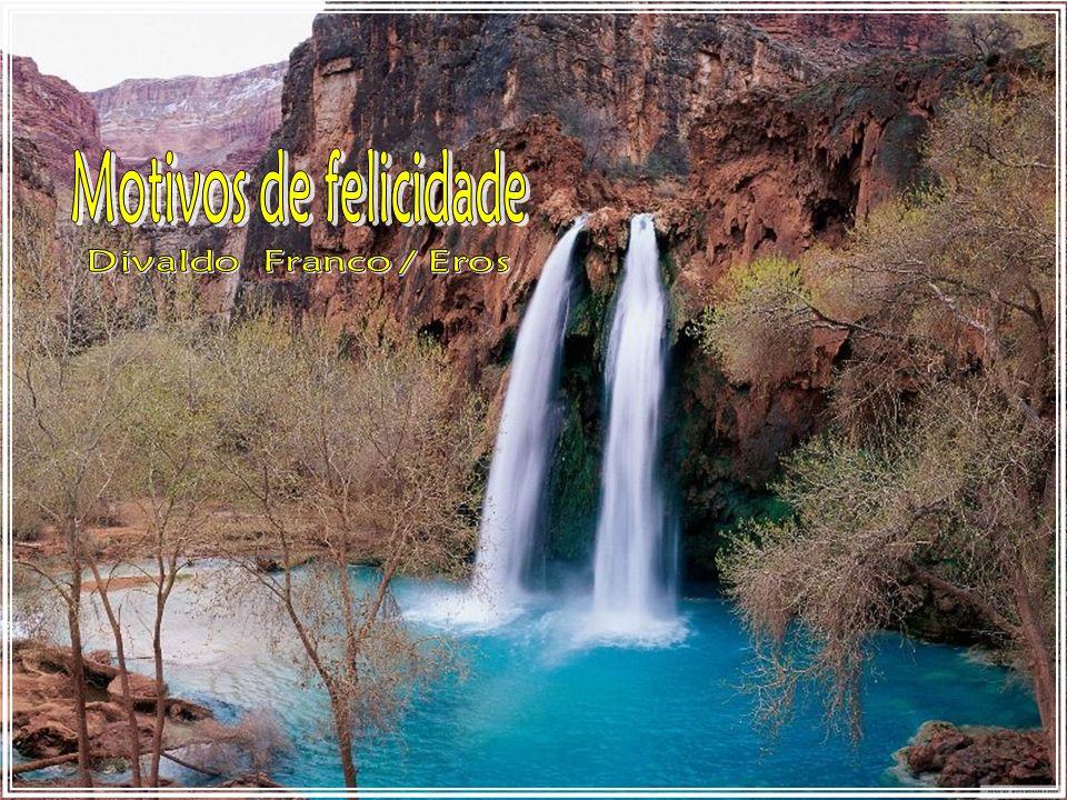Motivos de felicidade Divaldo Franco / Eros