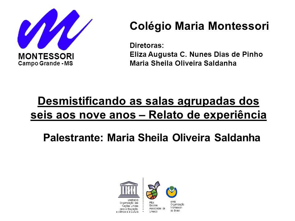 Colégio Maria Montessori