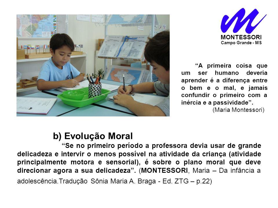 MONTESSORI Campo Grande - MS.