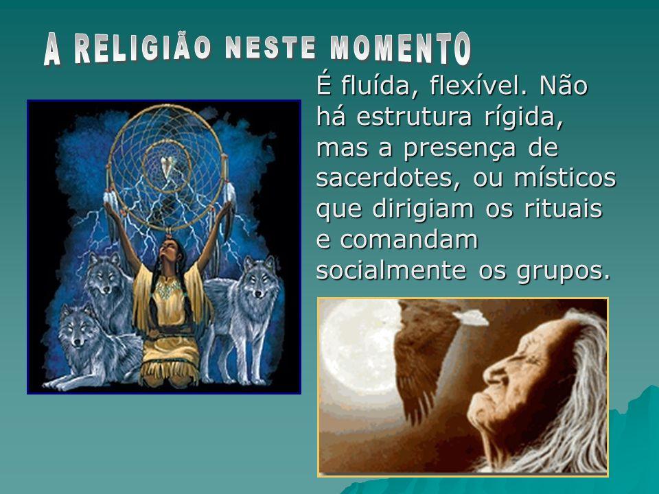 A RELIGIÃO NESTE MOMENTO