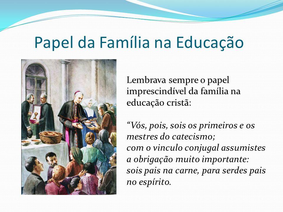 Papel da Família na Educação
