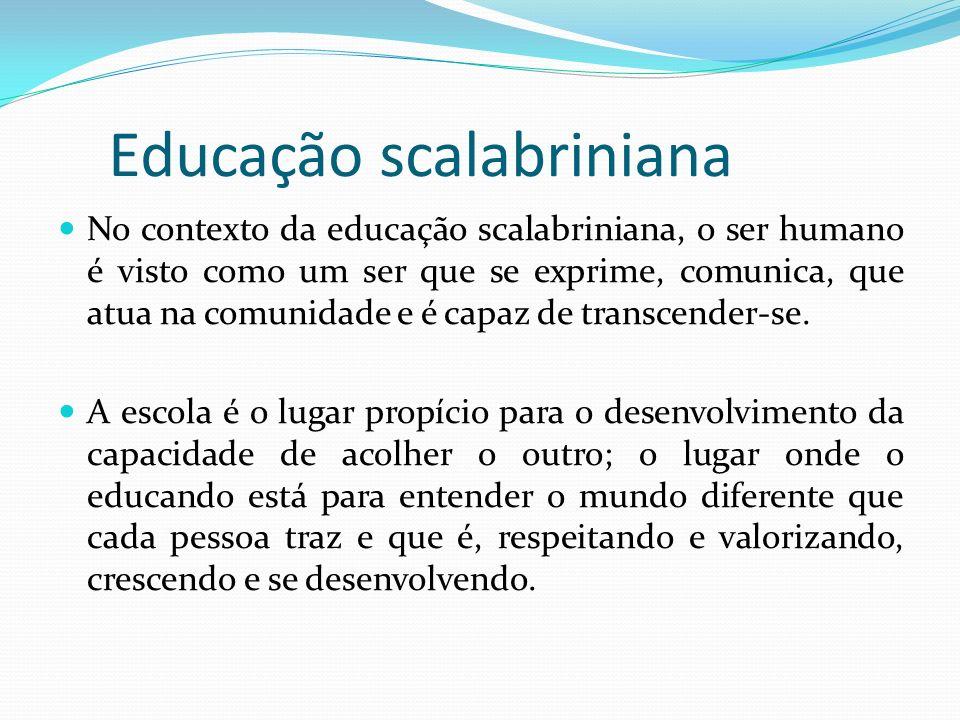 Educação scalabriniana